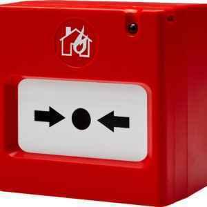 MCP150 - Acionador (Botoeira) Manual de Alarme de Incêndio Endereçável