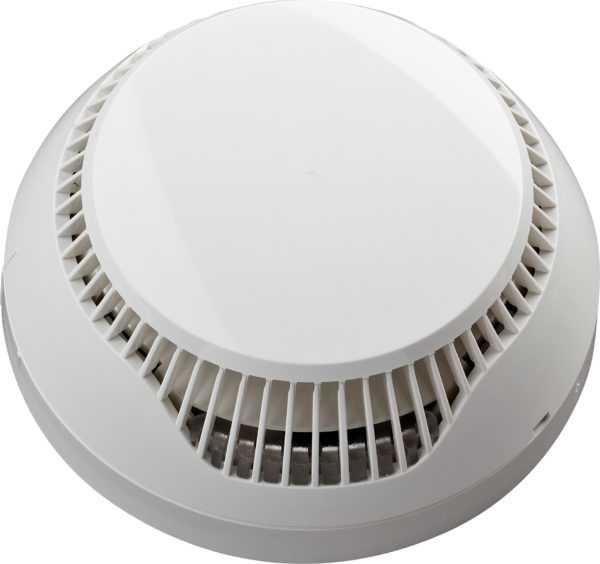 Detector de fumaça IRIS S130 Endereçável com base