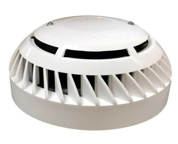 Detector de fumaça ZEOS-AS-H GFE 483 Endereçável