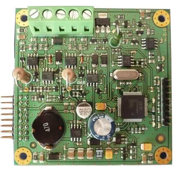 Expansor de sistema de alarme de incêndio TTE/SIMPO Endereçável