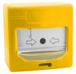 GFE 217 - Acionador de Alarme de Incêndio Convencional -  MCPE-C