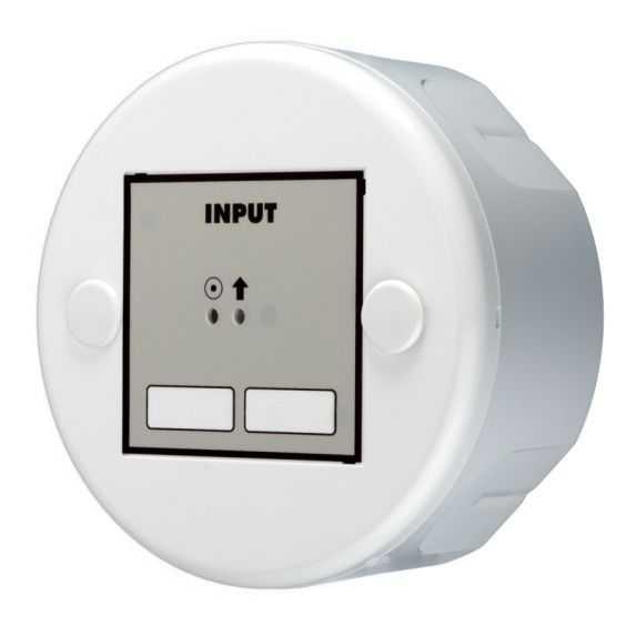 Módulo de entrada para alarme de incêndio INPUT GFE 118 Endereçável