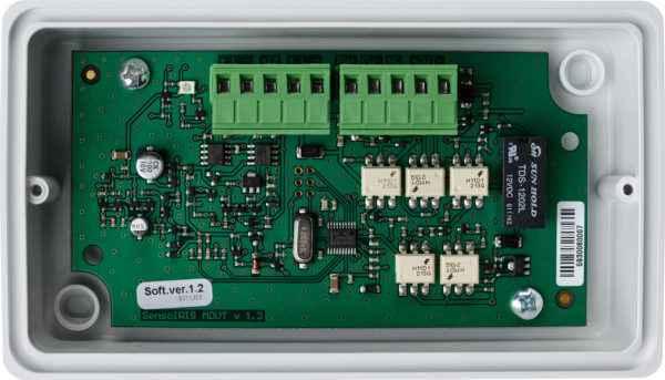 IRIS MOUT - Módulo de Saída Endereçável com Isolador para Sirenes Convencionais