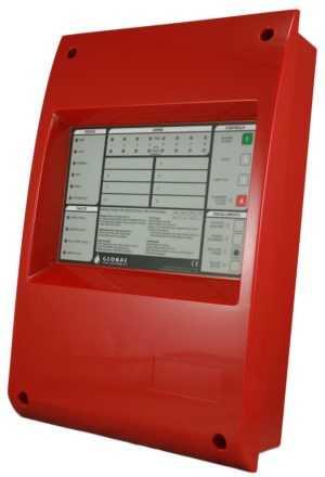 GFE 572 - Central de Alarme de Incêndio Convencional - ORION 8