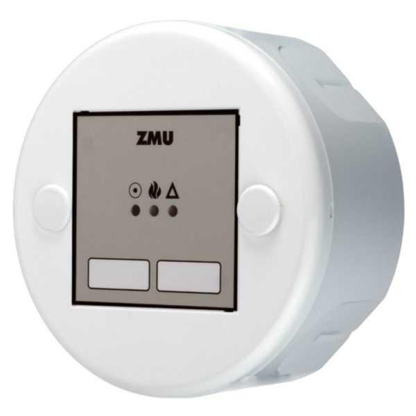 GFE 119 - Módulo de Alarme de Incêndio Endereçável - ZMU