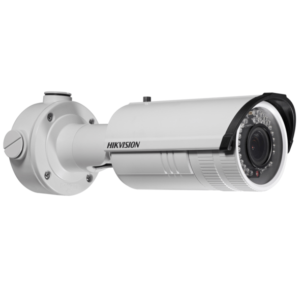 DS-2CD2620F-I - Câmera IP 2MP Varifocal IR Bullet