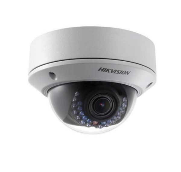 DS-2CD2722FWD-I - Câmera IP 2MP Varifocal IR Dome