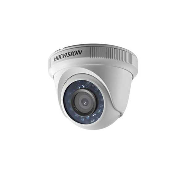 DS-2CE56C0T-IRP 3.6mm - Câmera Dome IR Turbo HD 3.6mm