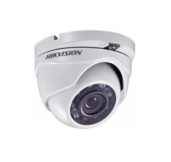 DS-2CE56D0T-IRM 2.8mm - Câmera HD1080P IR Turret 2.8mm