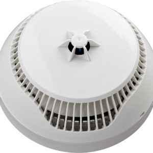 Detector multicritério de fumaça e temperatura IRIS M140 Endereçável com base