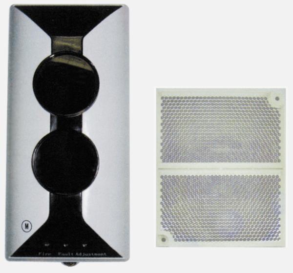 GST I9105R - Sistema de Detecção de Fumaça Linear