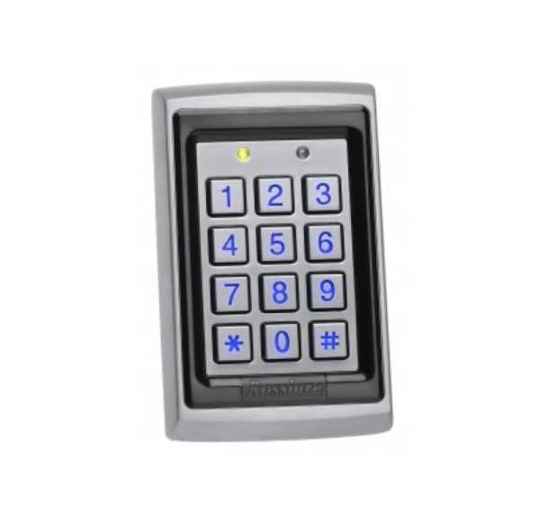 Teclado/Leitor de smartcard AY-Q6350