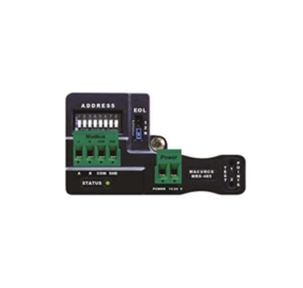 Adaptador para detector de gás Modbus MRS-485