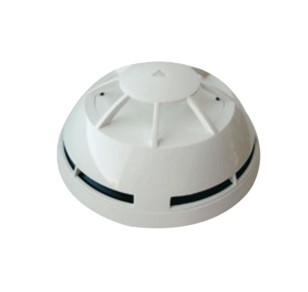 Detector óptico de fumaça e temperatura endereçável com isolador SF5200 40920-8