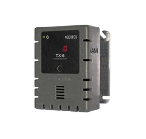 Detector de gás amônia TX-6-AM