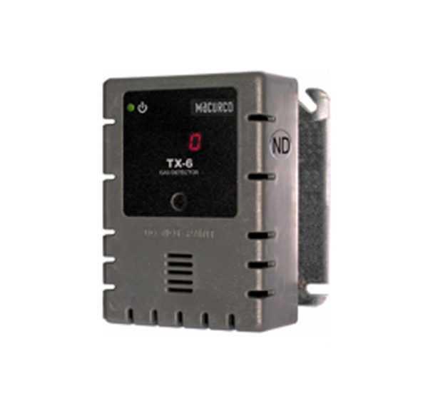 Detector de gás dióxido de nitrogênio TX-6-ND
