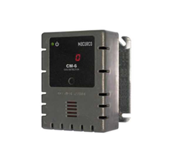 Detector de gás monóxido de carbono CM-6