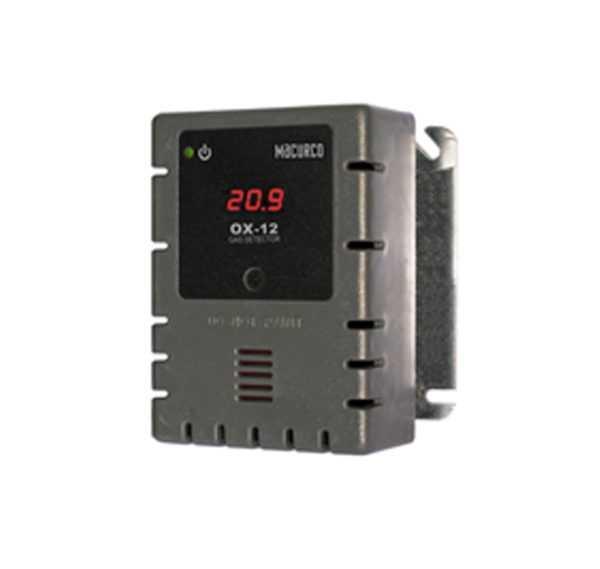 Detector de gás oxigênio OX-12