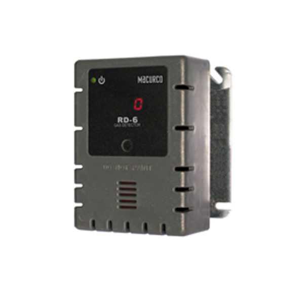 Detector de gás refrigerante RD-6