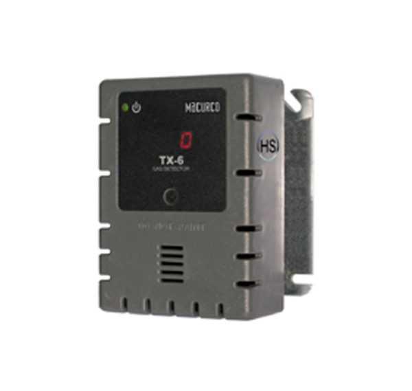 Detector de gás sulfato de hidrogênio TX-6-HS