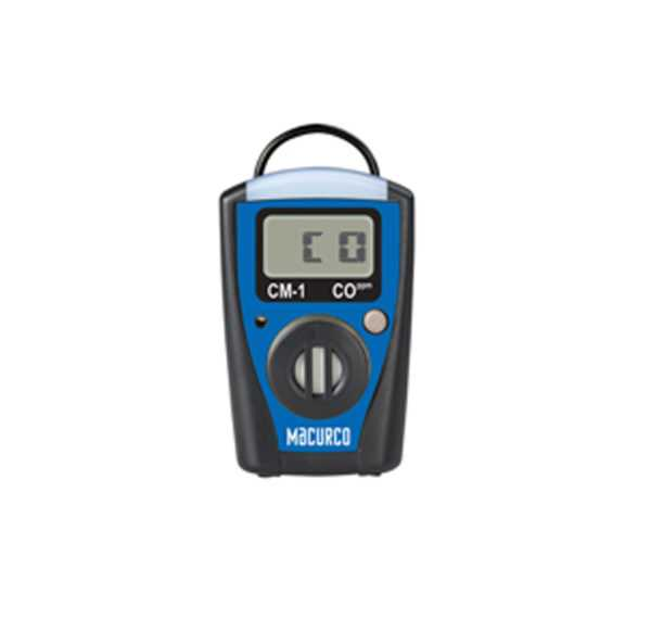 Detector de gases CO2, H2S e O2 CM—1 HS-1 OX-1