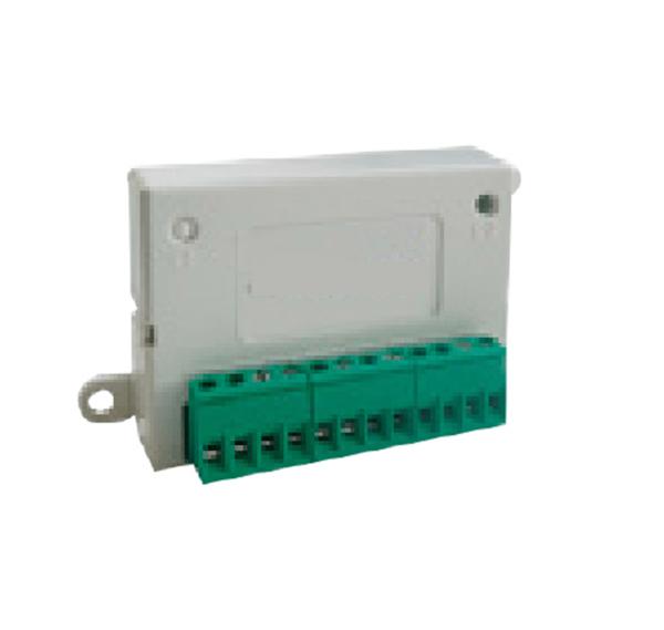 Minimódulos endereçáveis para interface de dispositivos de alarme de incêndio FDMM