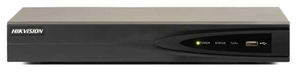 DS-7604NI-E1/4P - NVR - 04 CANAIS (04 POE) - (E1/4P | -E2/8P | -E2/16P)