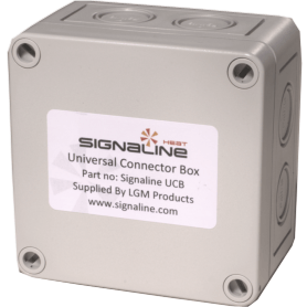 signaline universal connector box