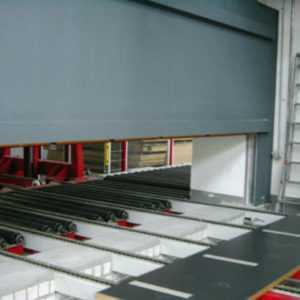 Cortina Corta-Fogo para Transportadores Universal-B