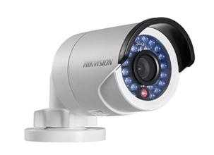 DS-2CD2010-I - CÂMERA IP 1.3MP BULLET IP - IR 30m - Lente Fixa (4.0mm) - POE/IP66