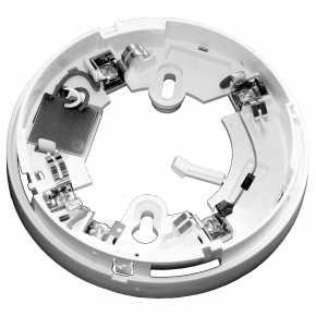 B24RD - Base para Detectores Convencionais Teletek com Diodo Schottky e Aumento do Estado de Corrente