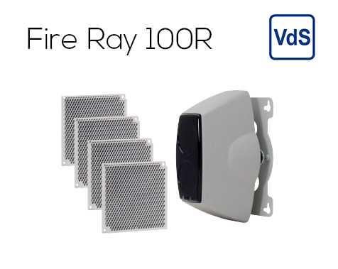 fireRAY 100 vds
